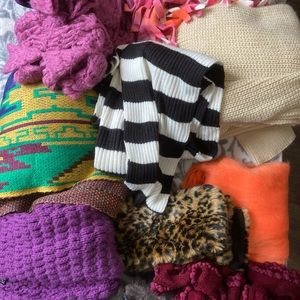 Winter Scarf Bundle 15 in All